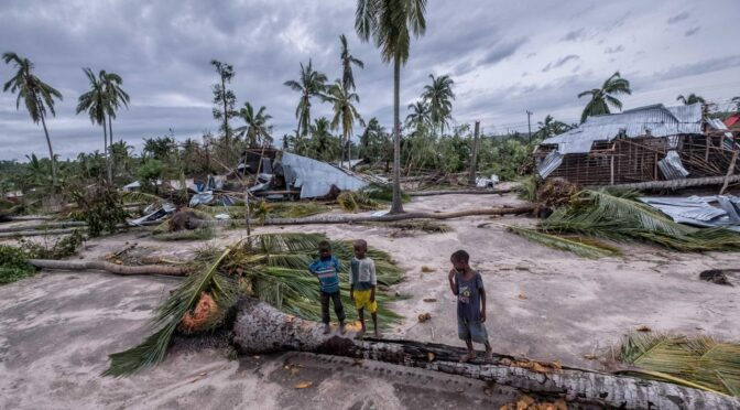 The 5 biggest climate-induced catastrophes of the last years